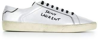 Saint Laurent SL/06 low-top sneakers