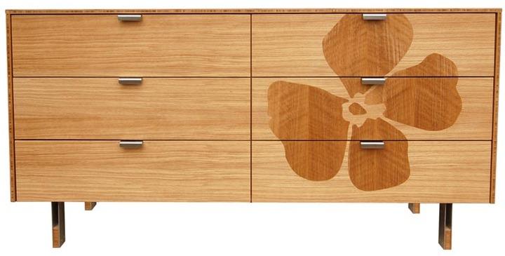 Iannone Design - Flower Long Dresser