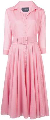 Samantha Sung monotonous summer dress