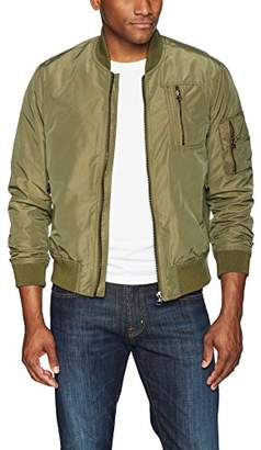 Blank NYC [BLANKNYC] Men's Bomber Jacket Outerwear