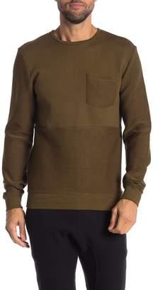 Sovereign Code Beyond Pocket Crew Neck Sweater