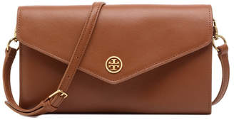Tory Burch Robinson Leather Expandable Concierge Wallet