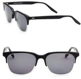Barton Perreira Clubmaster Sunglasses