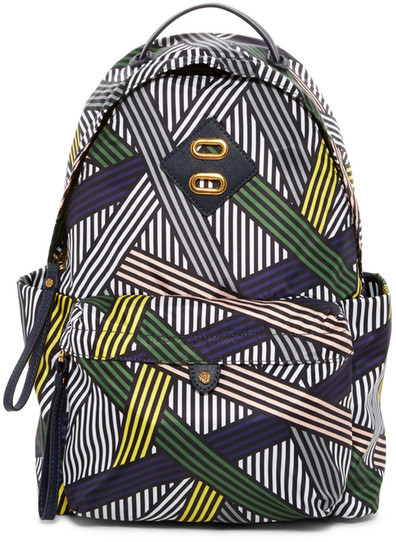 Anne Klein Jane Medium Nylon Backpack