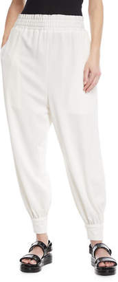 Marc Jacobs Tapered-Legs Pull-On Jogger Pants