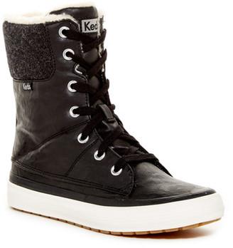 Keds Juliet Faux Fur Lined Boot $80 thestylecure.com