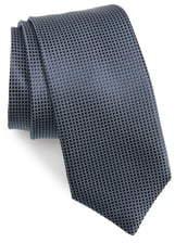 BOSS Geometric Silk Tie