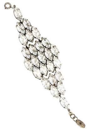 Isabel Marant Crystal Bus Bracelet