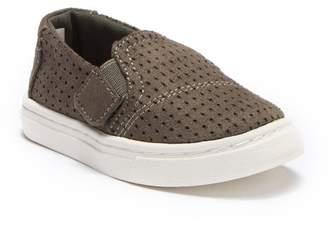 Toms Luca Perforated Hook-and-Loop Sneaker (Baby, Toddler, & Little Kid)