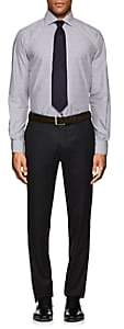 Eton MEN'S STRIPED COTTON DRESS SHIRT-STRIPE SIZE 17 L