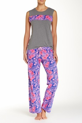 Hello Kitty Floral Fever Pajama Set $45 thestylecure.com