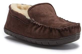 Western Chief Trapper Genuine Shearling Slipper (Men)