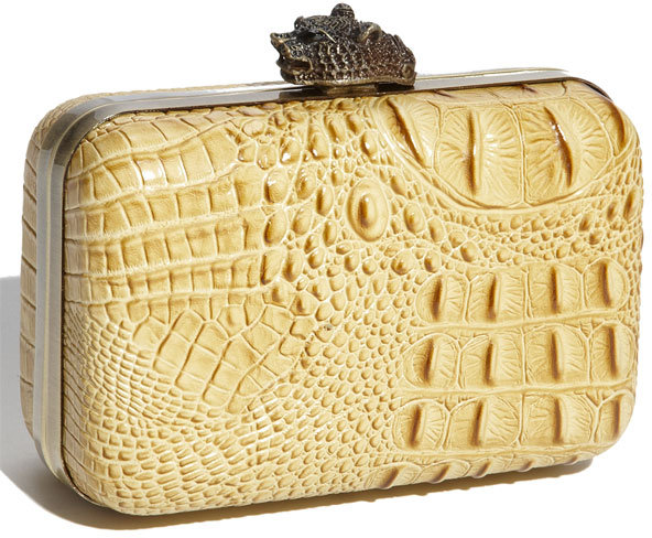 House of Harlow 1960 'Marley' Clutch