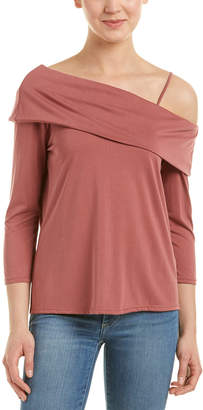 Nell One-Shoulder Blouse