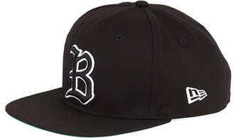 Billionaire Boys Club Men's Logo Snap-Back Hat, Black