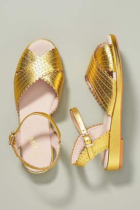Miss L Fire Brigitte Wedge Sandals