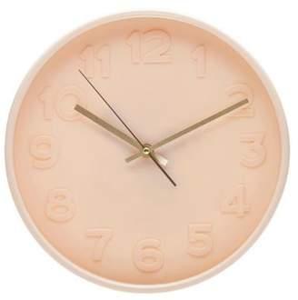Salt&Pepper Salt & Pepper Felix Clock Blush 30cm