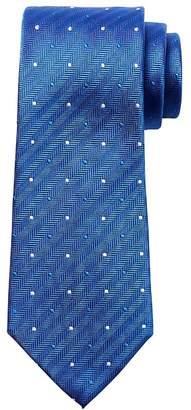 Banana Republic Herringbone Dot Silk Nanotex® Tie