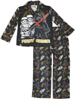 Star Wars Lego Boys 2Piece Coat Pajama Set