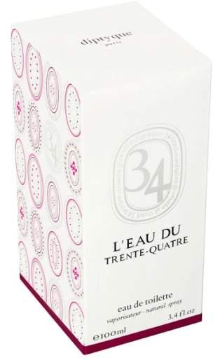 Diptyque 34 L'Eau Du Trent-Quatre Eau De Toilette