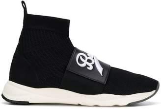 Balmain Cameron hi-top sneakers