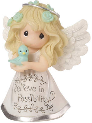 Precious Moments Inspirational Angels Believe In Possibility Resin Figurine 183440