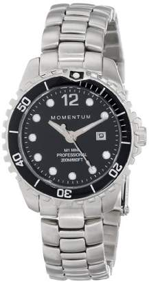 Momentum Women's 'M1 Mini' Quartz Stainless Steel Sport Watch