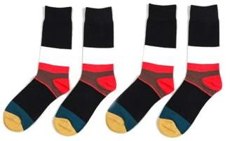 Lifeshop Usa Inc New Everyday,Party Use Men\'s Colourful Socks - style 2