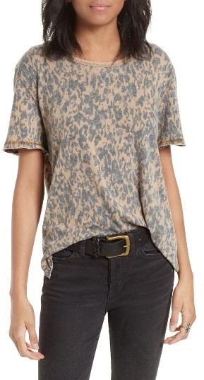 Women's Free People Army Tee
