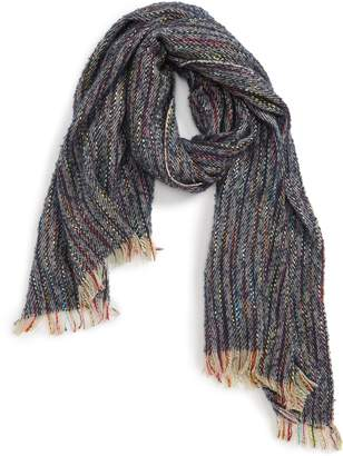 Sole Society Speckled Knit Scarf