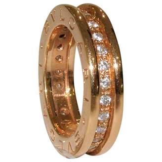 Bulgari Vintage B.Zero1 Pink Pink gold Ring