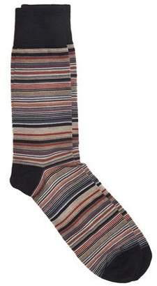 Corgi Micro Multi Stripe Socks