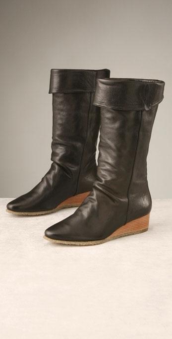 Frye Sunny Wedge Cuff Boot