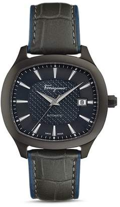 Salvatore Ferragamo Time Automatic Watch, 41mm