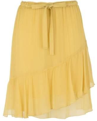 See by Chloe Knee length skirt