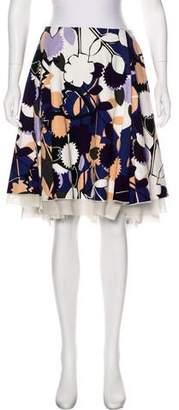 Diane von Furstenberg Adella Knee-Length Skirt