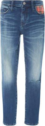 Current/Elliott The Stiletto Printed Pocket Jean