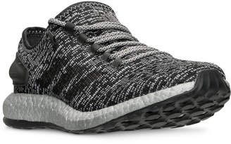 adidas Men's Pure Boost Ltd Running Sneakers from Finish Line $160 thestylecure.com
