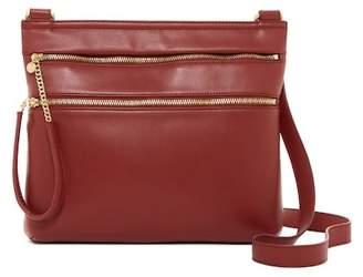 Hobo Handsoff Leather Crossbody Bag