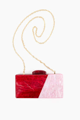 Two-Toned Clutch