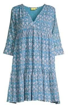 Norbu Donatella Empire Waist Dress