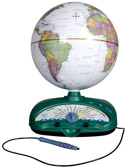 Leapfrog Explorer™ Smart Globe