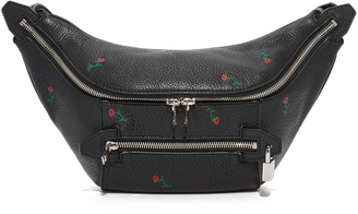 Alexander Wang Padlock Fanny Pack $495 thestylecure.com