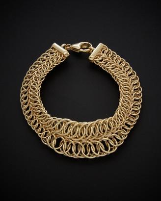 Italian Gold 14K Link Bracelet