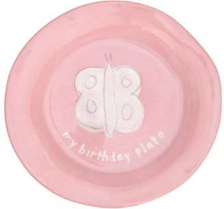 Alex Marshall Studios My Birthday Plate