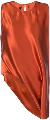 Sies Marjan Lysa asymmetric tank dress
