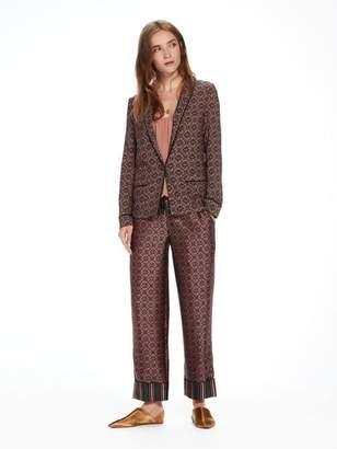 Scotch & Soda Draped Pyjama Blazer