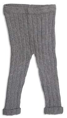 Tun Tun Girls' Ribbed Knit Leggings - Baby