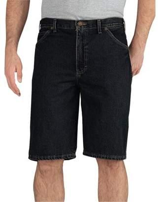 "Dickies Men's 11"" Regular Fit 6-Pocket Denim Short"