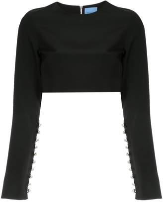 Macgraw Navigation blouse